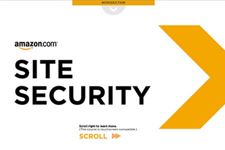 Amazon: Site Security Training
