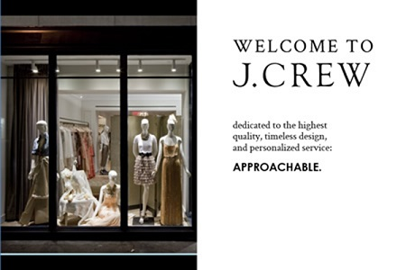J.Crew: Let's Get Personal